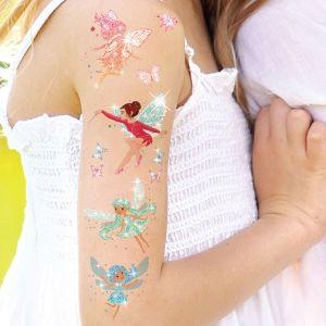 Tatuajes tipo calcomanía para niños Hadas