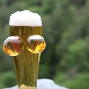 Vaso para Cerveza Pechos