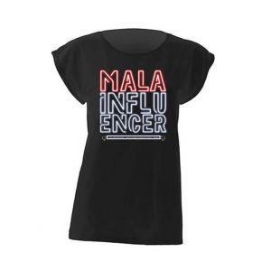 Camiseta de Mujer, Mala Influencer