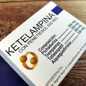 Pharma Coña Ketelampina con Penetiesol