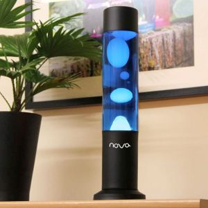 Lámparas de Lava Nova (varios colores)