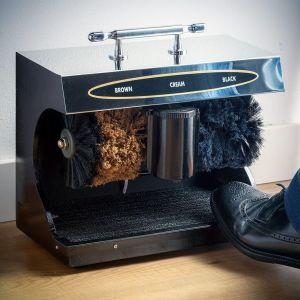 Pulidora de zapatos Shoe Shine Boy automático