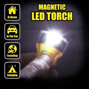 Linterna magnética super fina LED
