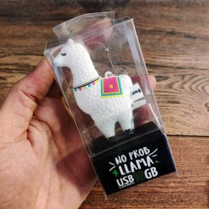 Memoria USB de 16Gb modelo Llama