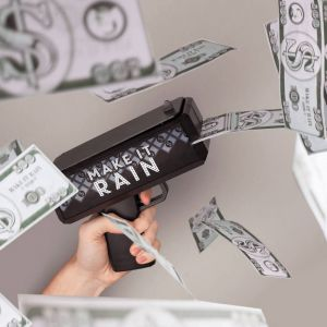 Pistola de billetes Make it Rain
