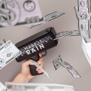 Pistola de billetes Make it Rain