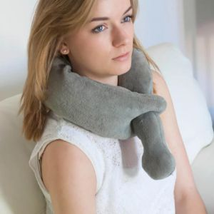 Masajeador adaptable para el cuell, pierna o brazos, que Vibra