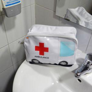 Neceser o estuche para Medicamentos Ambulancia