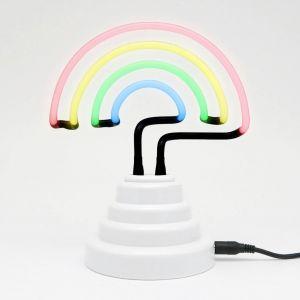 Lámpara de neón Arcoíris
