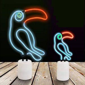 Lámpara de neón Tucán