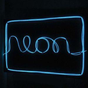 Luz de Neón DIY (Personalizable)