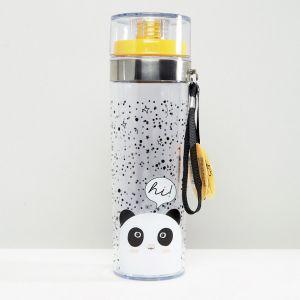 Botella para bebidas Oh K! Water Panda