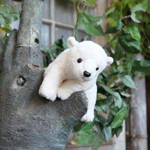 Oso polar de peluche