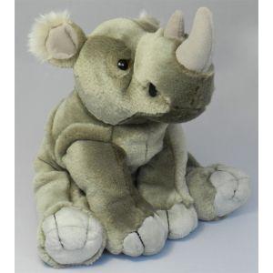 Rinoceronte de peluche