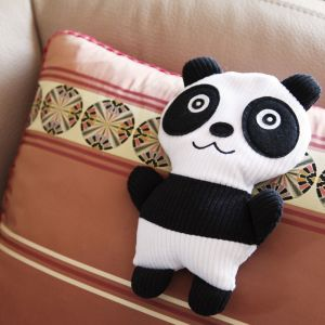 Osito panda calentador