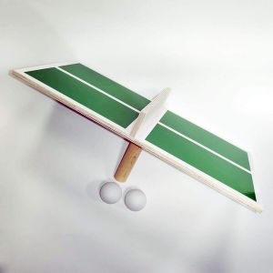Ping Pong individual para jugar con una mano