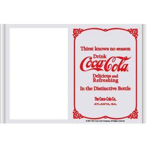 Portafoto serigrafiado Coca-Cola Drink