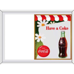 Portafoto Coca-Cola modelo Have a Coke