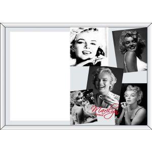 Portafoto Marilyn modelo Retratos