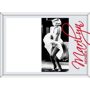 Portafoto Marilyn modelo vestido