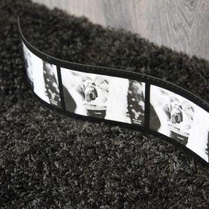 Portafotos carrete film 3 fotos