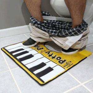 Potty piano, el retrete musical