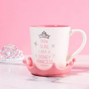 Taza Disney Princess Crown