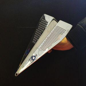 Avión Force rallador de queso