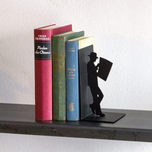 Sujetalibros The Reader, el lector