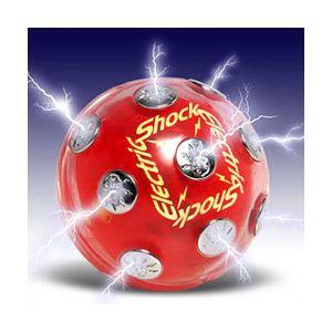 "Juego patata caliente ""Shock ball"""