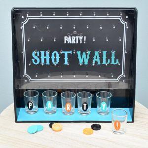 Juego de beber chupitos Shot Wall