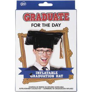 Sombrero Graduación Hinchable