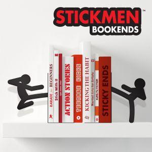 Soporte libros Stickmen, Banzai!