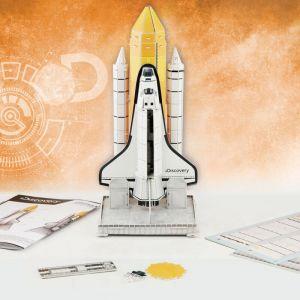 Construye tu transbordador espacial 3D