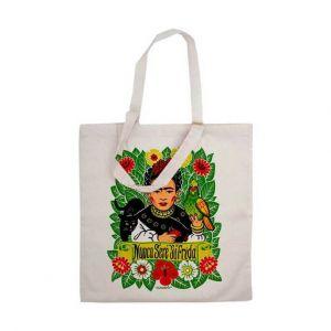 """Bolsa de mano Tote Bag Nunca seré """"Su"""" Frida"""