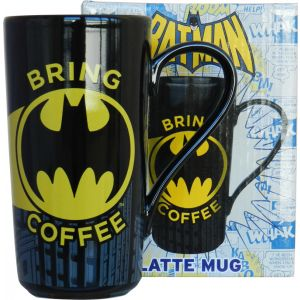Taza café largo Batman
