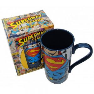 Taza café largo Superman