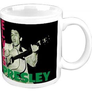 Taza de Elvis Presley Álbum