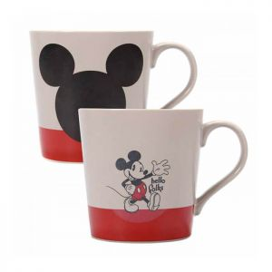 Taza Mickey Mouse 90 Aniversario termosensible