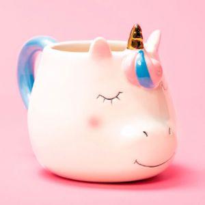 Taza 3D Unicornio