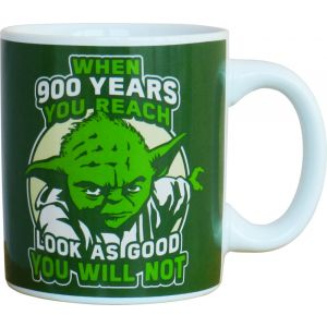 Taza Yoda (When 900 years)