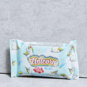 Mini Toallitas húmedas Unicornio olor nube de algodón