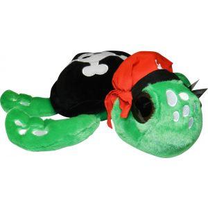 Tortuga pirata de peluche