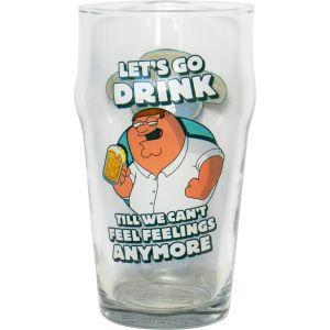 Vaso de cerveza de Padre de Familia