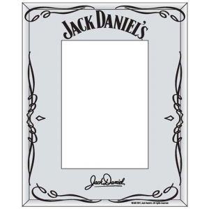 Portafotos Jack Daniel's firma