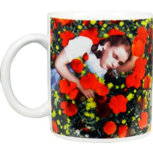 TAZA MAGO DE OZ POPPY FIELD