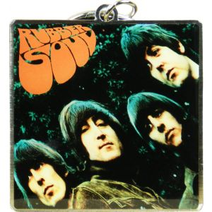 Llavero Beatles Rubber Soul