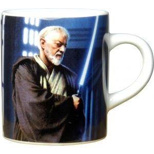 TAZA MINI OBI WAN STAR WARS