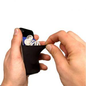 Smart Wallet, bolsillo elástico para el móvil