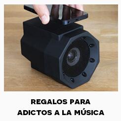 Regalos para adictos a la música